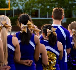 Chiropractic Treatment for Cheerleading Injuries