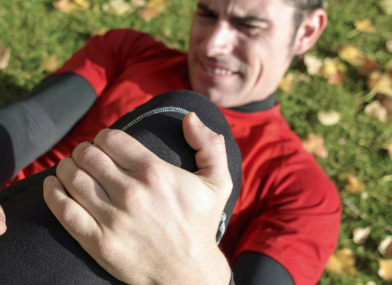 knee pain relief in Knoxville TN